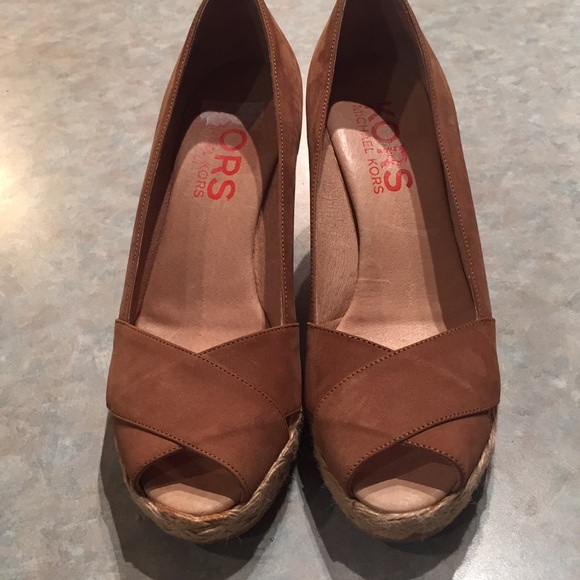 Michael Kors Shoes - Michael Kors open toe shoes